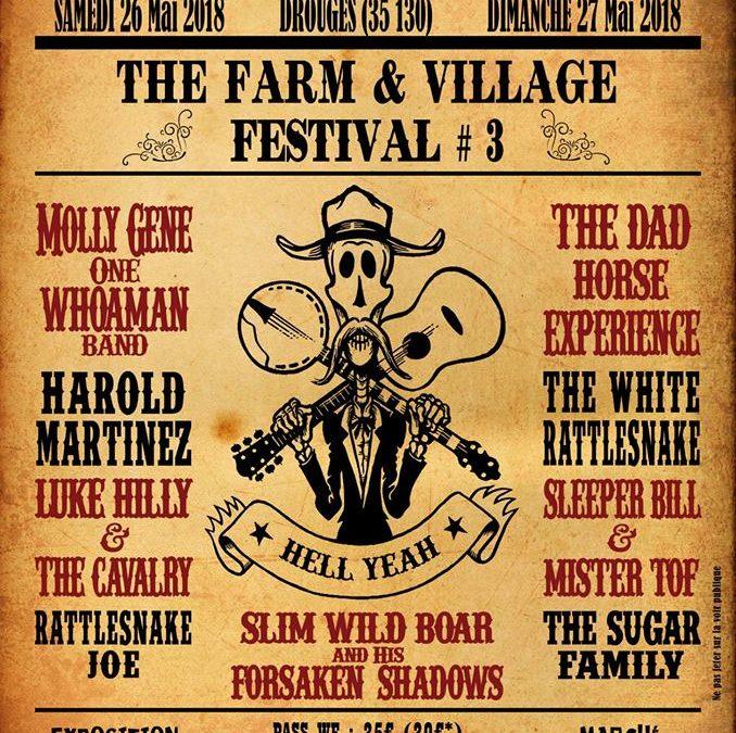 The White Rattlesnake au Farm and Village (35)