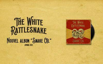 Nouvel album «Snake Oil»